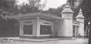 Pabellón de Información Exposición 1929