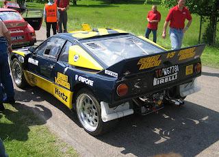Lancia 037 Rally Trasera