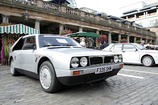 Lancia Delta S4 de Calle Grupo B