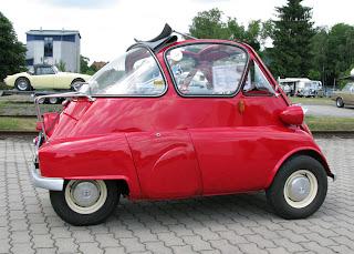 BMW 600 Isetta