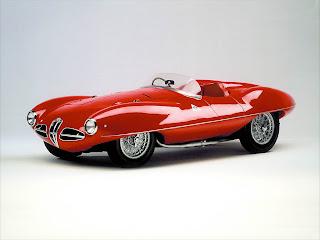 Alfa C52  Disco Volante Spider