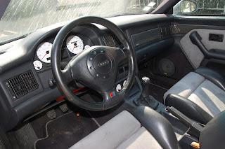 Audi Porsche RS2