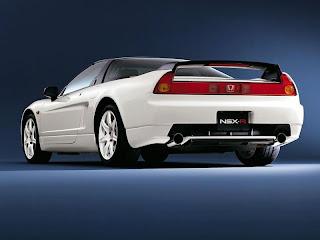 Honda NSX Type R Concept
