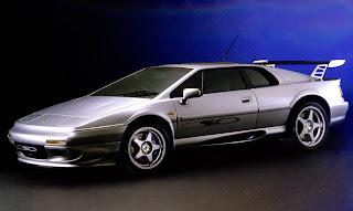 Lotus Espirit Sport 350
