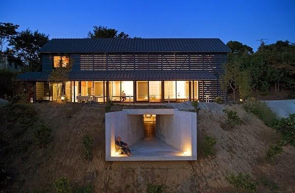 Casa de madera de yukiharu suzuki associates blog - Arquitectura y diseno de casas ...