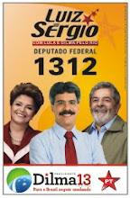 Luiz Sérgio Dep. Federal 1312