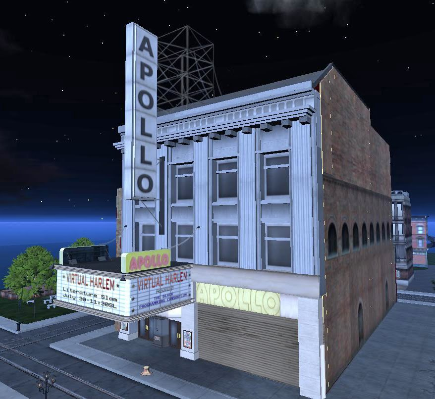 A Caledonian Journey Virtual Harlem