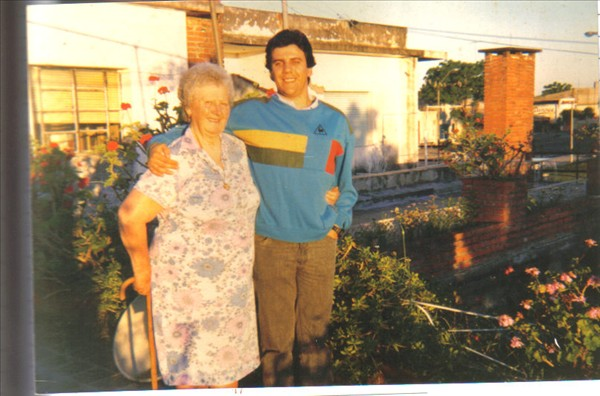 Mi abuela América