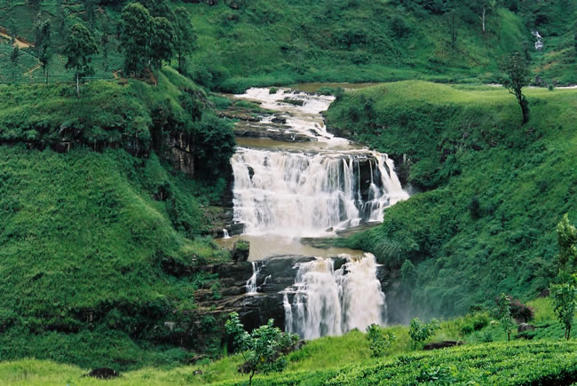 Welimada Sri Lanka  city photo : Sri Lanka Nature: Waterfalls