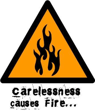 Carelessness     Carelessness