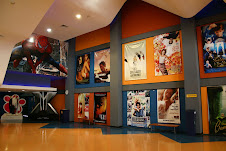 Interiores de Cineplanet Chiclayo