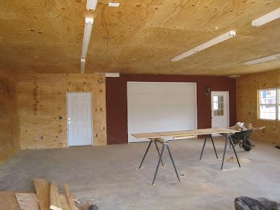 Plywood Ceilings?