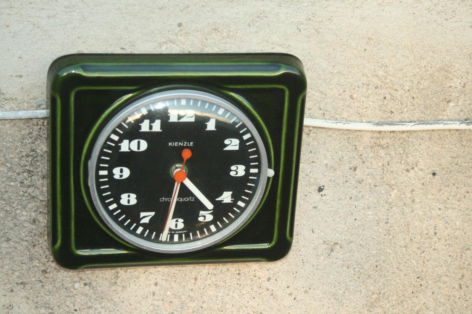 Vintagevictim reloj de cocina ref vv2509 - Relojes para cocina ...