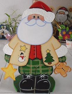 Adornos de navidad mis tablas - Decoracion navidad goma eva ...