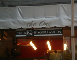 Your IQ is your fashion