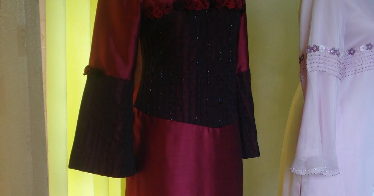 RUMAH BAJU TITI RAMAYATI: Contoh Baju Kurung