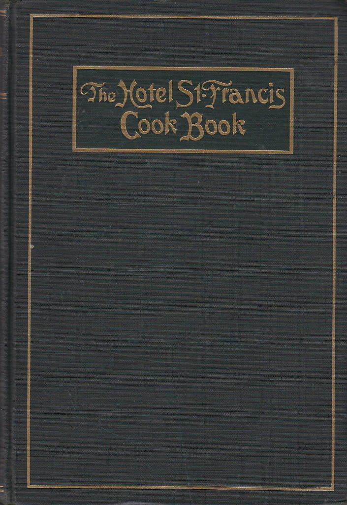 st francis hotel thanksgiving dinner
