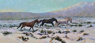 Karen Mclain Studio Outdoor Painting Weather Has Arrived