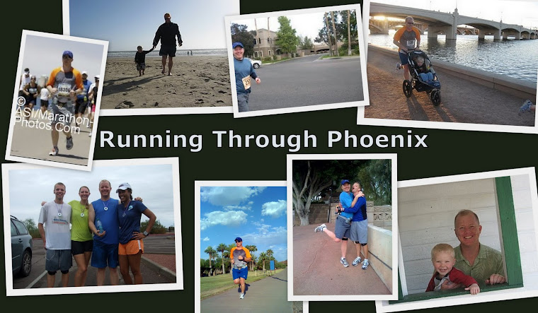 Running Through Phoenix