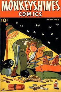 Monkeyshines Comics #8