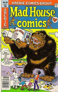 Mad House Comics #122