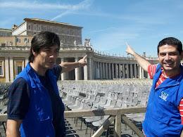 En el Vaticano...
