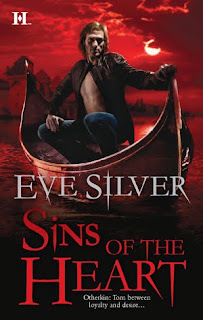 Review: Sins of the Heart by Eve Silver