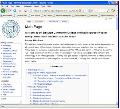 BCCC Writing Resources Wiki