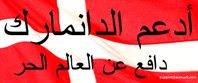 أنا أدعم الدانمارك