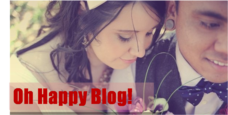 Oh Happy Blog!