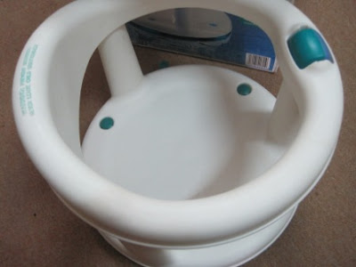Baby Blogs Safety 1st Bath Seat Ring