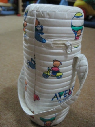 avent baby bottle warmer instructions