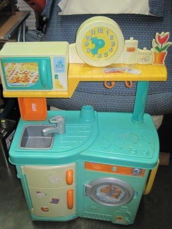 Baby Blogs Fisher Price Kitchen Wash Set