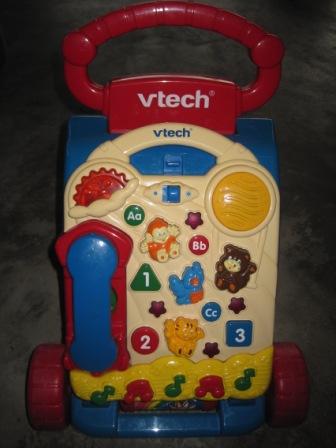Vtech Baby Walker My Baby