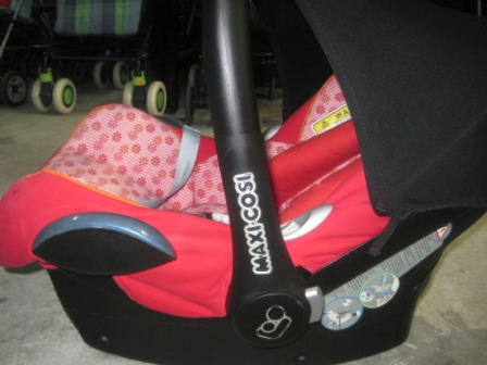 maxi cosi car seat manual