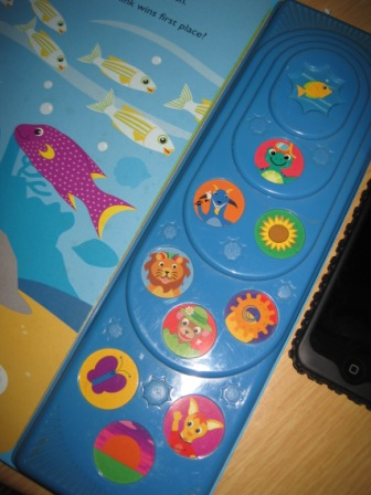 Big Book Baby Einstein Discover N Play My Baby