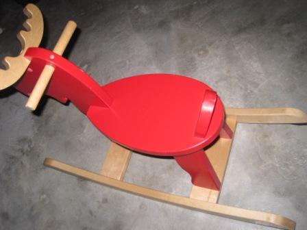 Ikea Moose Rocker My Baby Stuff