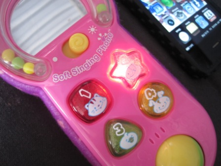 Vtech Soft Singing Phone My Baby Stuff