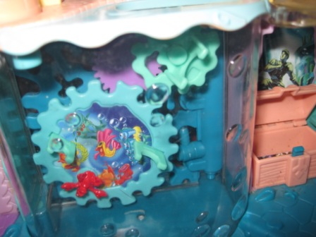 JuaiMurah: Little Mermaid Castle Playset