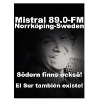 Escucha la Radio Mistral.