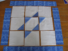 Star of David Quilt Instructions