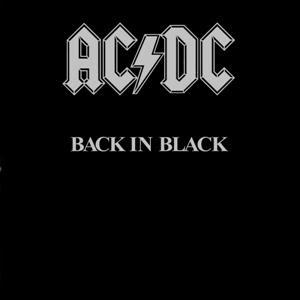 ACDC Back in Black Guitar Tab
