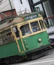 Yes! I love my tram!