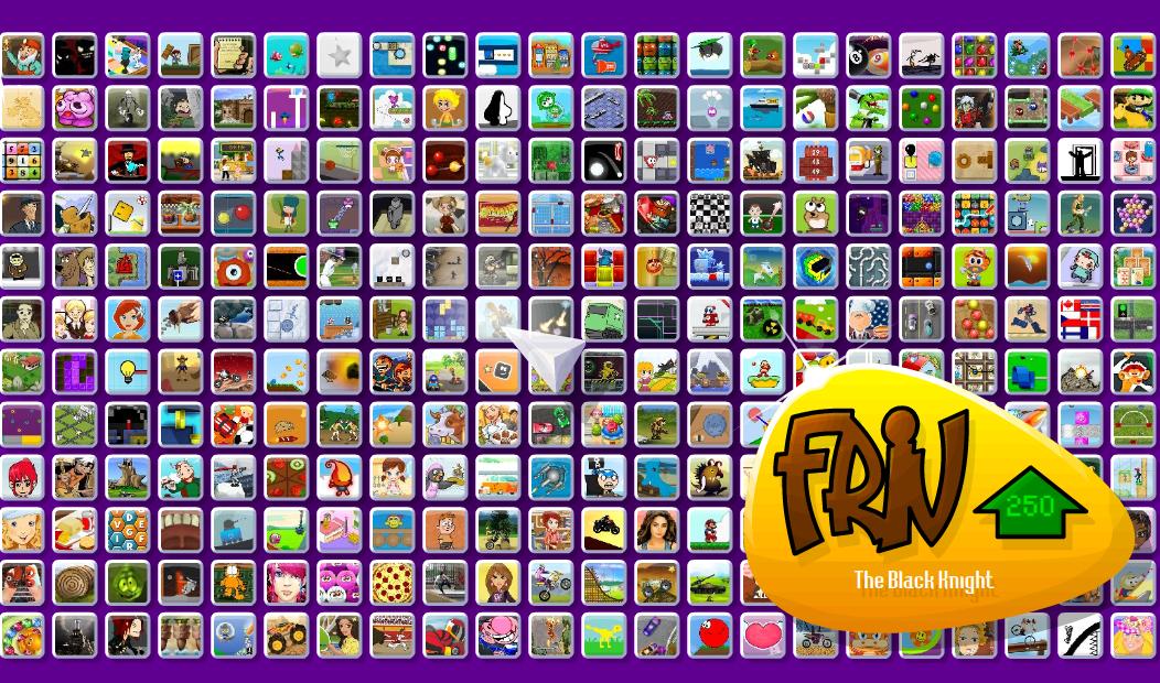 Friv 250 Games Online
