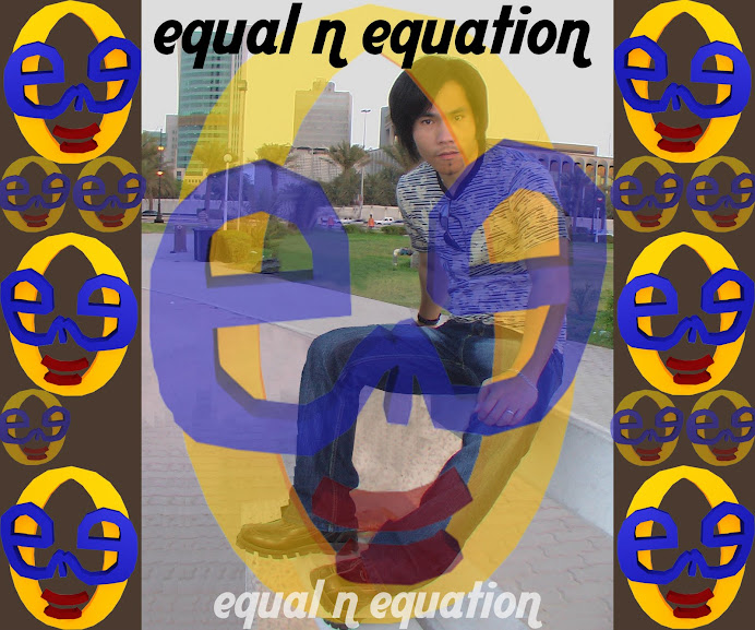 EQUAL n EQUATION
