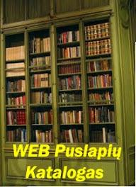 Web puslapių katalogas