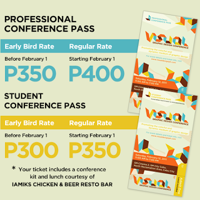 Cebu Event: Visual Graphic Design Conference