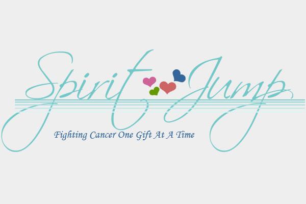 Logo Design Spirit Jump Charity Alice Graphix AliceGraphix