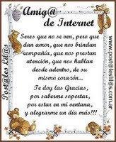 Amigas de Internet