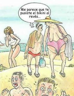 Bikini al reves
